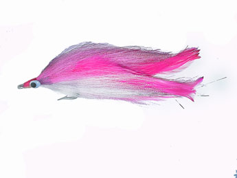 Giant Pink Squid Big Game Fly