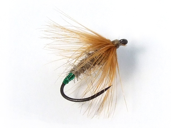 Fujioka Kebari - Soft Wet Hackle/Tan