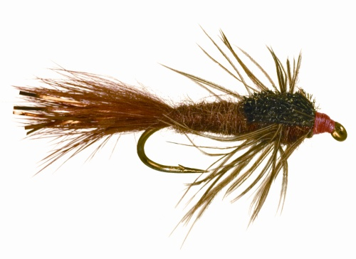 Clouser Swimming Nymph