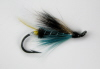 Blue Charm Hairwing Salmon Fly